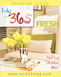 My 365 Magazine Issue 1